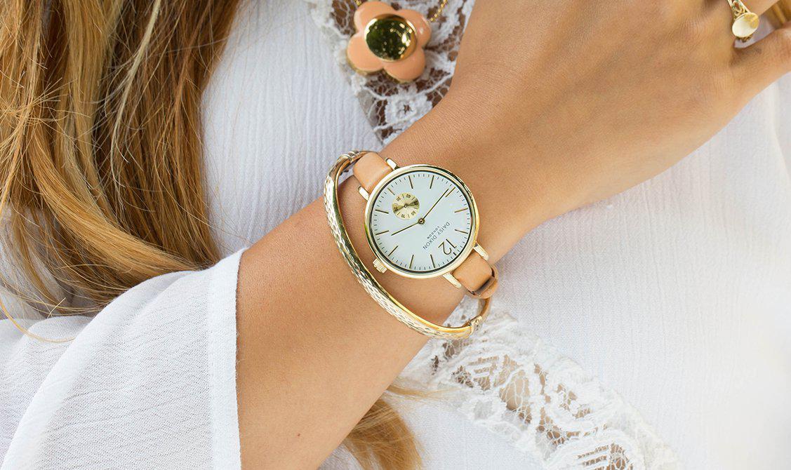 daisy diamond watch online