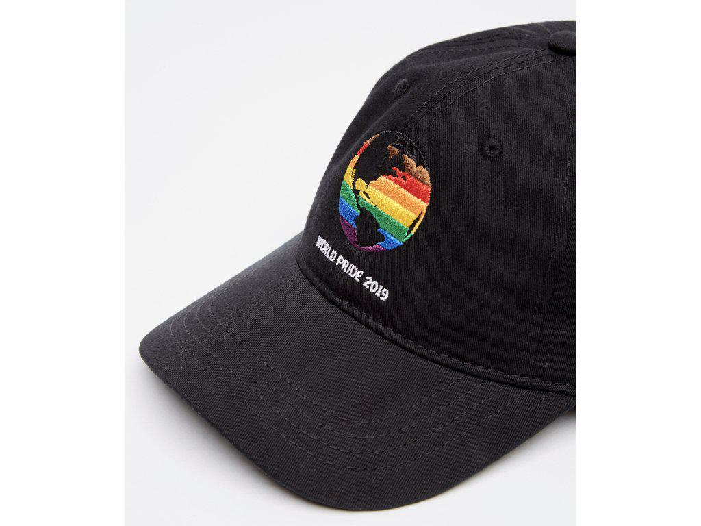 A bright hat